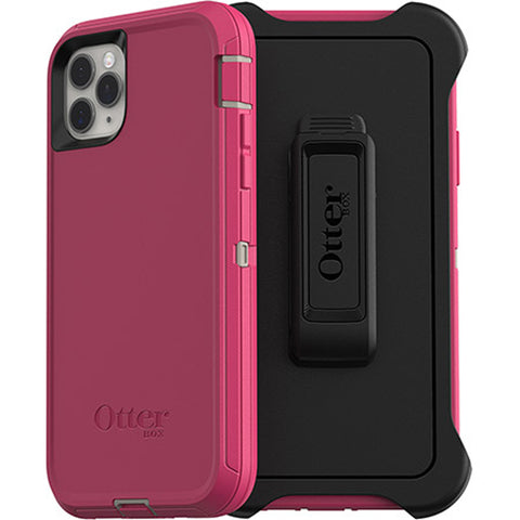 "Shop OTTERBOX Defender Screenless Case For iPhone 11 Pro Max (6.5"") - Lovebug Pink Cases & Covers from Otterbox"