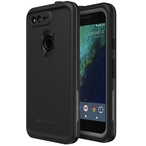 Shop LifeProof Fre Waterproof Case for Google Pixel XL (5.5 inch) - Black Cases & Covers from Lifeproof