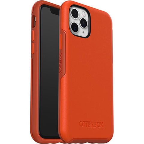 "Shop Otterbox Symmetry Case For iPhone 11 Pro Max (6.5"") - Risk Tiger Red Cases & Covers from Otterbox"
