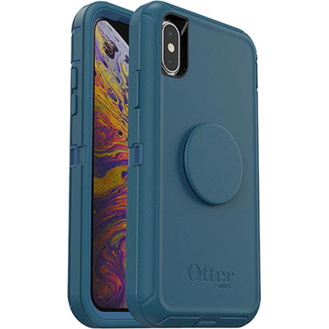 Shop OTTERBOX OTTER + POP DEFENDER CASE FOR IPHONE X/XS - WINTER SHADE Cases & Covers from Otterbox