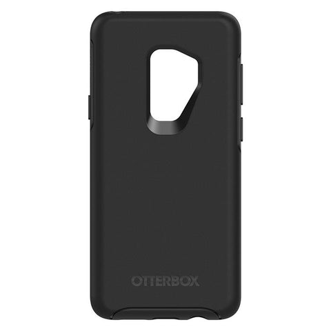 OTTERBOX SYMMETRY SLEEK STYLISH CASE FOR SAMSUNG GALAXY S9 PLUS - BLACK
