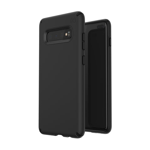Shop SPECK PRESIDIO PRO CASE FOR SAMSUNG GALAXY S10 PLUS - BLACK Cases & Covers from Speck