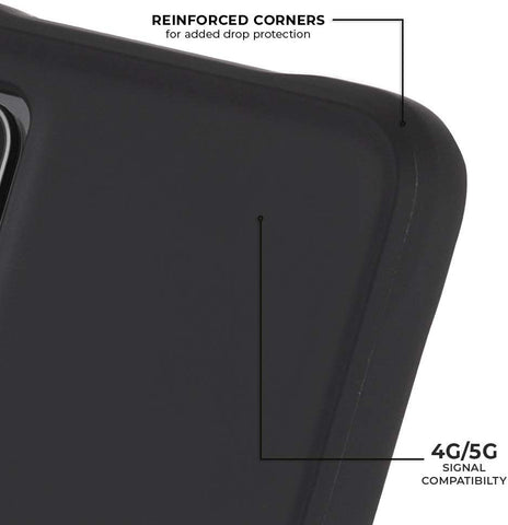 Shop Casemate Tough Matte Case For Galaxy S20 (6.2-inch) - Smoke Cases & Covers from Casemate