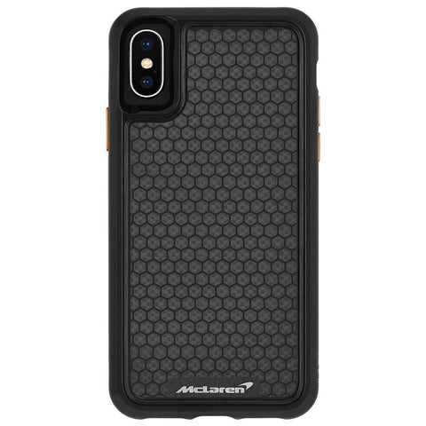 Shop CASEMATE MCLAREN CARBON FIBER CASE FOR IPHONE XS MAX - BLACK  from Syntricate Asia