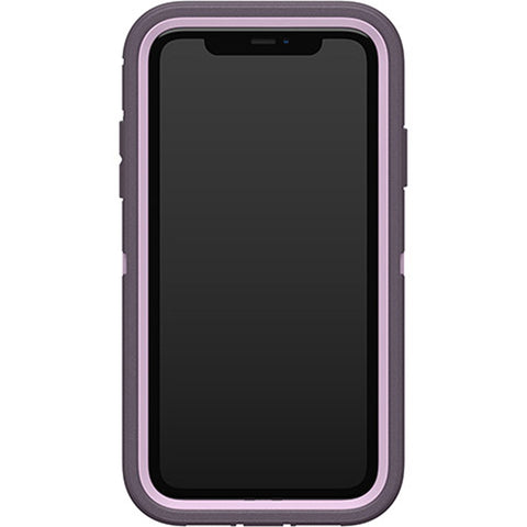 "Shop Otterbox Defender Screenless Case For iPhone 11 (6.1"")  - Purple Nebula Cases & Covers from Otterbox"