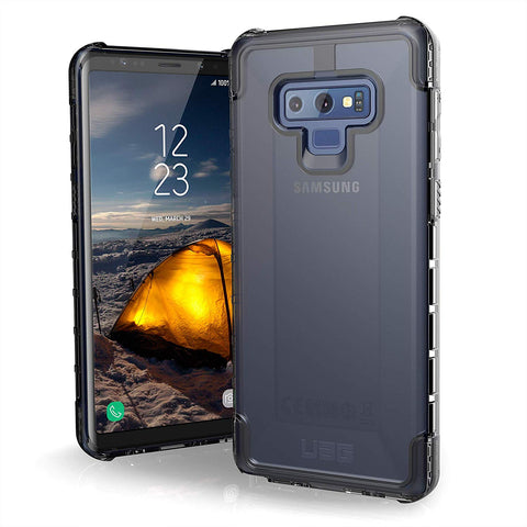 Shop UAG PLYO ARMOR SHELL CASE FOR SAMSUNG GALAXY NOTE 9 - ICE  from Syntricate Asia