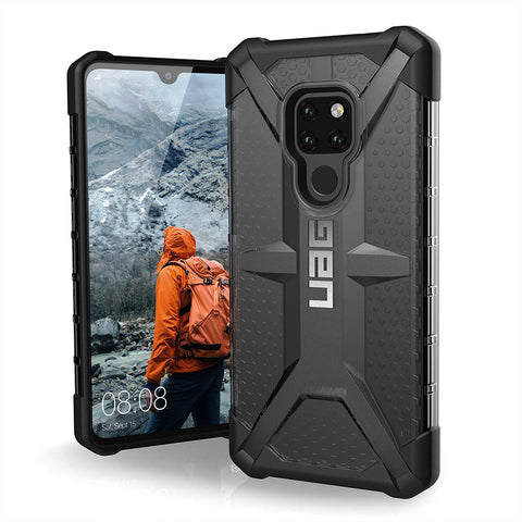 Shop UAG PLASMA RUGGED CASE FOR HUAWEI MATE 20 - ASH  from Syntricate Asia