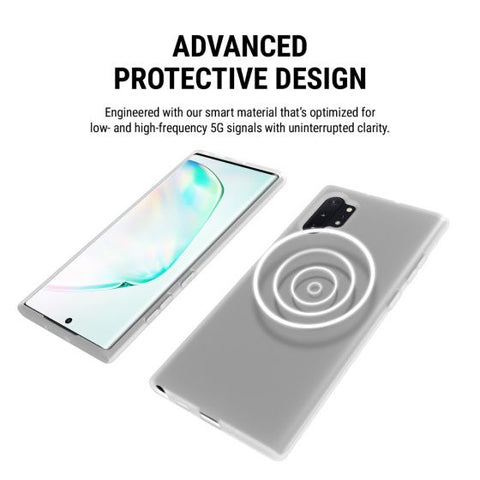 Shop INCIPIO TRAN5FORM CASE FOR GALAXY NOTE 10 PLUS/NOTE 10 PLUS 5G (6.8-INCH) - CLEAR Cases & Covers from Incipio