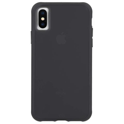Shop CASEMATE TOUGH STREET CASE FOR IPHONE XS MAX - MATTE BLACK Cases & Covers from Casemate