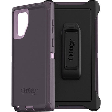 Shop OTTERBOX DEFENDER RUGGED CASE FOR GALAXY NOTE 10 (6.3-INCH) - PURPLE NEBULA Cases & Covers from Otterbox