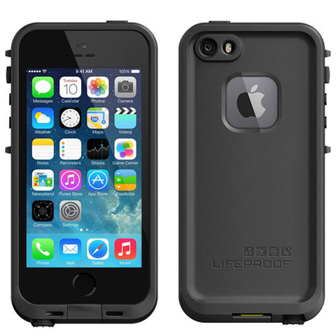 Shop LifeProof fre iPhone 5s/5 Case - Black Cases & Covers from Lifeproof