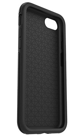 Shop OtterBox Symmetry Sleek Stylish Case for iPhone 8 Plus/7 Plus - Black Cases & Covers from Otterbox