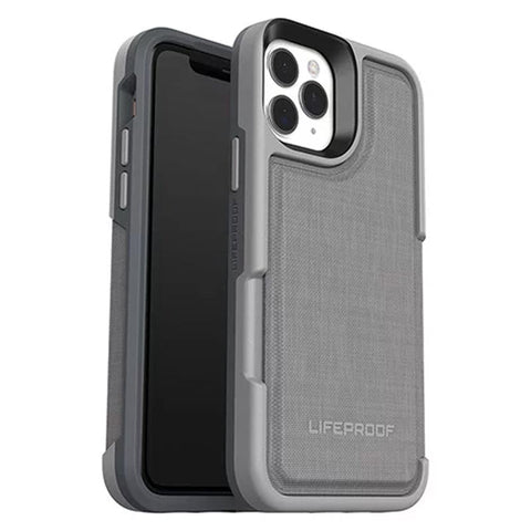 "Shop LifeProof Flip Wallet Case  for Iphone 11 Pro Max (6.5"")  - Cement Surfer Cases & Covers from Lifeproof"