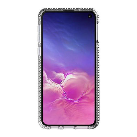 Shop TECH21 PURE CRYSTAL CLEAR BULLET SHIELD CASE FOR GALAXY S10E (5.8-INCH)- CLEAR Cases & Covers from TECH21
