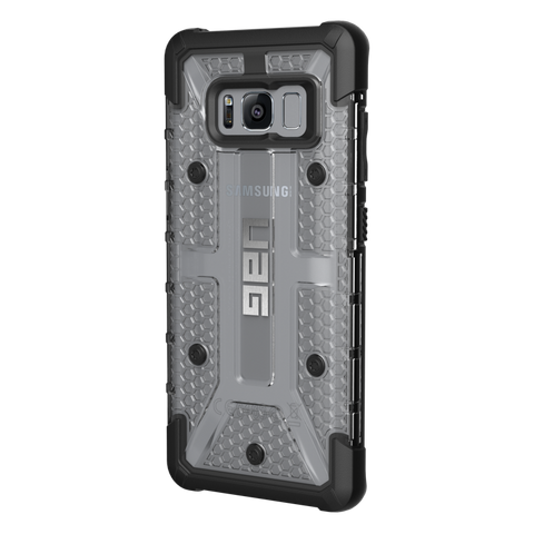 Shop UAG MILITARY ARMOR PLASMA CASE FOR SAMSUNG GALAXY S8 - ICE  from Syntricate Asia