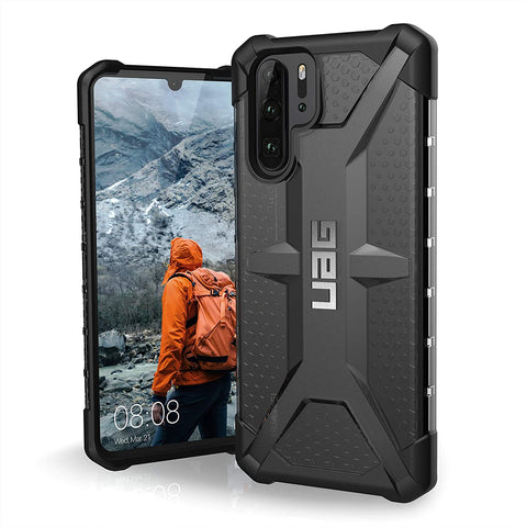 "Shop UAG Plasma Feather-Light Rugged Case For Huawei P30 Pro (6.47"") - Ash Cases & Covers from UAG"