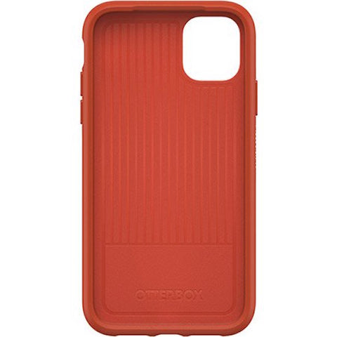 "Otterbox Symmetry Case For iPhone 11 Pro Max (6.5"") - Risk Tiger Red"