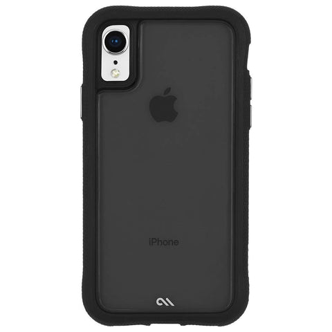 Shop CASEMATE TRANSLUCENT PROTECTION CASE FOR IPHONE XR - BLACK Cases & Covers from Casemate
