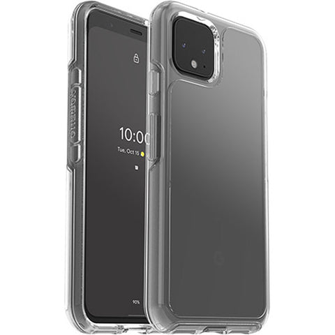 "Shop Otterbox Symmetry Case For Google Pixel 4 (5.7"") - Clear Cases & Covers from Otterbox"