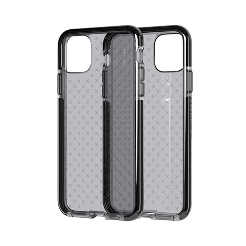 Shop Tech21 Evo Check Tough Case for iPhone 11 Pro Max (6.5) - Smokey Black Cases & Covers from Tech21