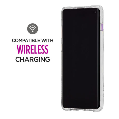 Shop CASEMATE WATERFALL CASE FOR GALAXY S10 (6.1-INCH) - PURPLE GLOW Cases & Covers from Casemate
