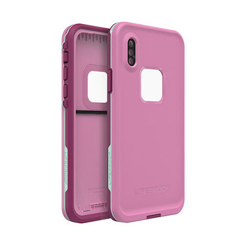 Shop LIFEPROOF FRE WATERPROOF CASE FOR IPHONE XS - FROST BITE Cases & Covers from Lifeproof