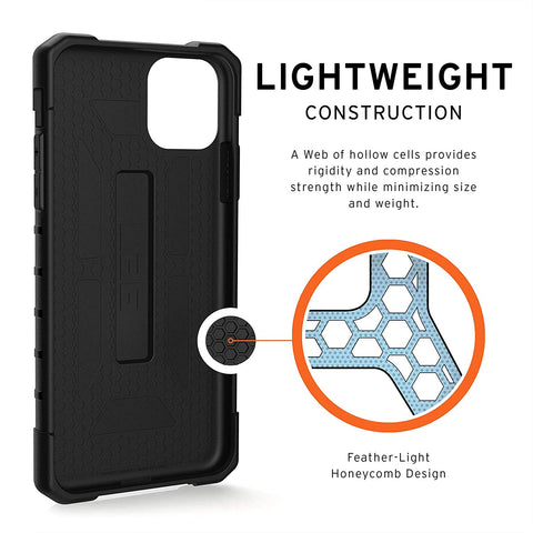 "Shop UAG Pathfinder SE Feather-Light Rugged Case For iPhone 11 Pro (5.8"") - Midnight Camo Cases & Covers from UAG"