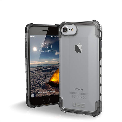 Shop UAG PLYO ARMOR SHELL CASE FOR IPHONE 8/7/6S- ICE  from Syntricate Asia