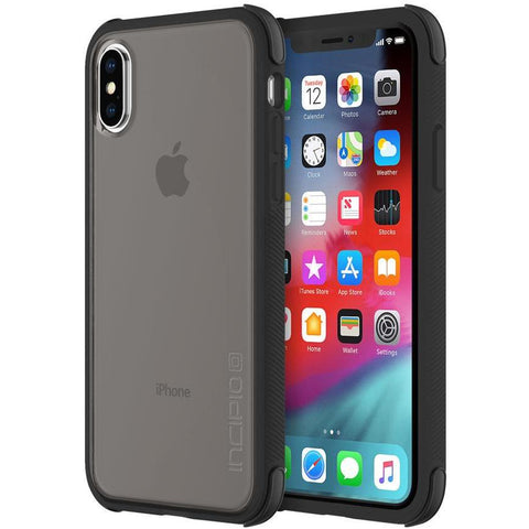 buy online black clear case for iphone xs max