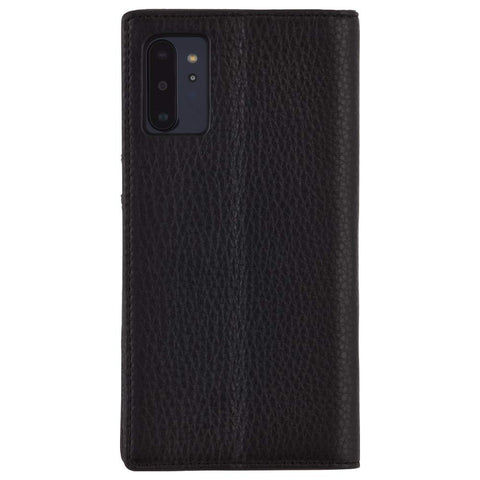 Shop CASEMATE WALLET FOLIO CARD CASE FOR GALAXY NOTE 10 PLUS/GALAXY NOTE 10 PLUS 5G (6.8 INCH) - BLACK  from Syntricate Asia