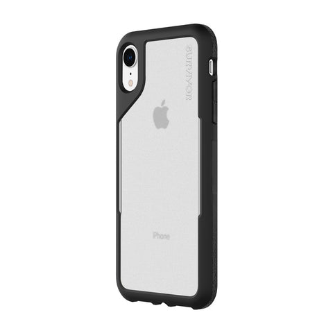 Shop GRIFFIN SURVIVOR ENDURANCE CASE FOR IPHONE XR - BLACK/GRAY Cases & Covers from Griffin