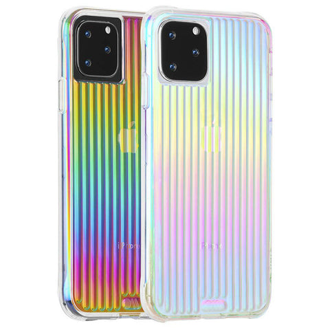 "Shop CaseMate Tough Groove Case For iPhone 11 Pro (5.8"") - Iridescent  from Syntricate Asia"