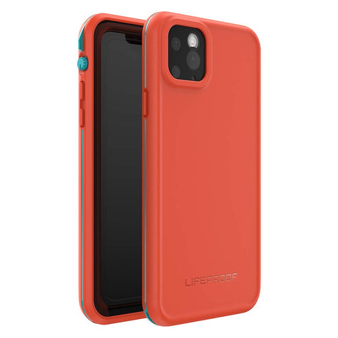 "Shop LIFEPROOF FRE Waterproof Case For iPhone 11 Pro Max (6.5"") - Fire Sky Cases & Covers from Lifeproof"