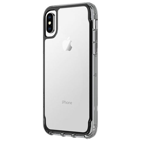 Shop GRIFFIN SURVIVOR CLEAR CASE FOR IPHONE XS/X - CLEAR/SMOKE Cases & Covers from Griffin
