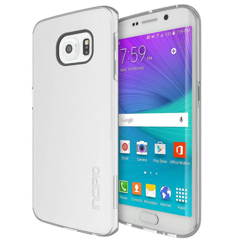 clear case for samsung galaxy s6 edge from incipio