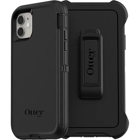 "Shop Otterbox Defender Screenless Case For iPhone 11 (6.1"") - Black Cases & Covers from Otterbox"