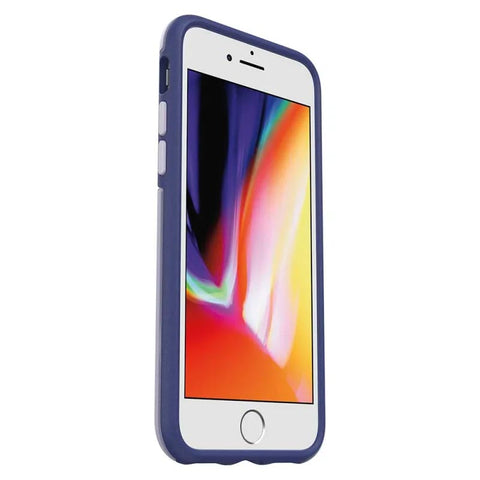 Shop OTTERBOX OTTER + POP SYMMETRY CASE FOR IPHONE 7/8 - LILAC DUSK Cases & Covers from Otterbox
