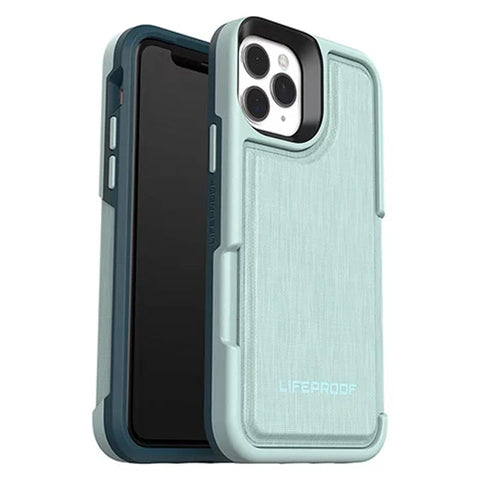 "Shop LifeProof Flip Wallet Case  for Iphone 11 Pro Max (6.5"")  - Water Lilly Cases & Covers from Lifeproof"