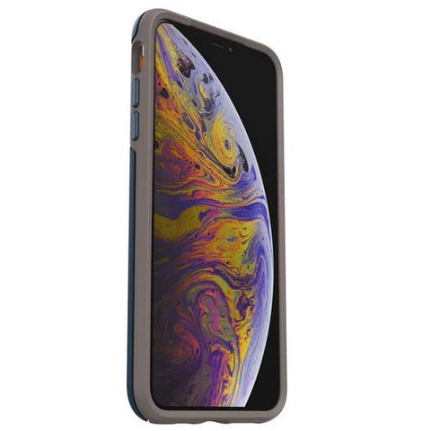 Shop OTTERBOX OTTER + POP SYMMETRY CASE FOR IPHONE XS MAX - GO TO BLUE  from Syntricate Asia
