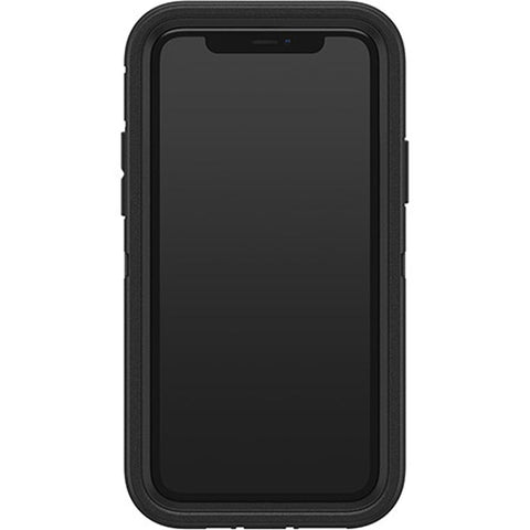"Otterbox Otter + Pop Defender Screenless Case For iPhone 11 Pro Max (6.5"")- Black"