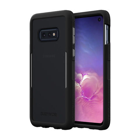 Shop GRIFFIN SURVIVOR ENDURANCE ULTRA SLIM RUGGED CASE FOR SAMSUNG GALAXY S10E (5.8-INCH)- BLACK  from Syntricate Asia