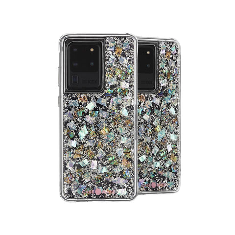 Shop Casemate Karat Genuine Pearls Case For Galaxy S20 Ultra (6.9-inch) - Pearl Cases & Covers from Casemate