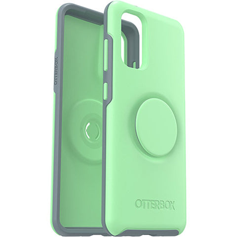 "Shop OTTERBOX Otter + Pop Symmetry Case For Galaxy S20 (6.2"") - Mint to Be Cases & Covers from Otterbox"