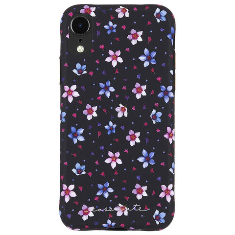 Shop CASEMATE WALLPAPER STREET CASE FOR IPHONE XR - FLORAL GARDEN Cases & Covers from Casemate