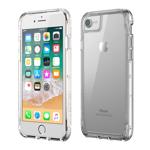 Shop Griffin Survivor Clear Case for iPhone 8/7/6S - Clear Cases & Covers from Griffin