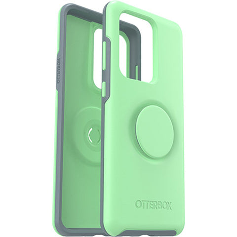 "Shop OTTERBOX Otter + Pop Symmetry Case For Galaxy S20 Ultra 5G (6.9"") - Mint to Be Cases & Covers from Otterbox"