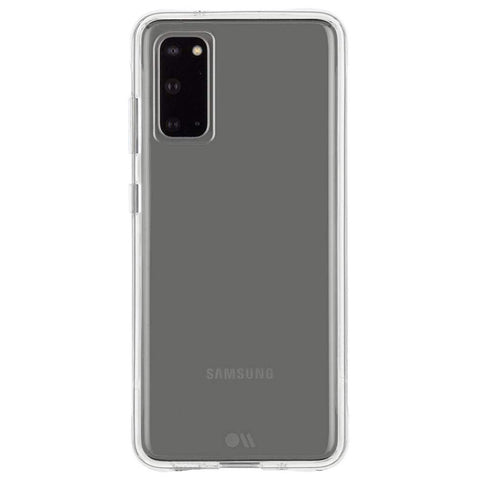 Shop Casemate Naked Tough Clear Case For Galaxy S20 (6.2-inch) - Clear Cases & Covers from Casemate