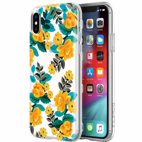flower case for iphone xs max
