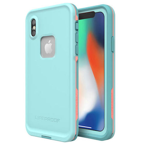 Shop LIFEPROOF FRE WATERPROOF CASE FOR IPHONE X - WIPE OUT Cases & Covers from Lifeproof