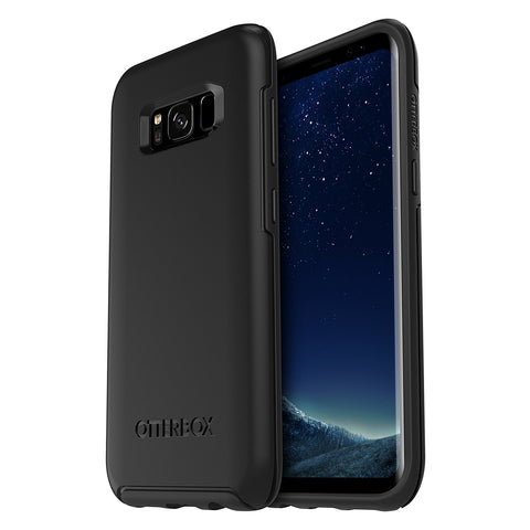Shop OTTERBOX SYMMETRY SLEEK SLIM CASE FOR SAMSUNG GALAXY S8+ (6.2 inch) - BLACK Cases & Covers from Otterbox